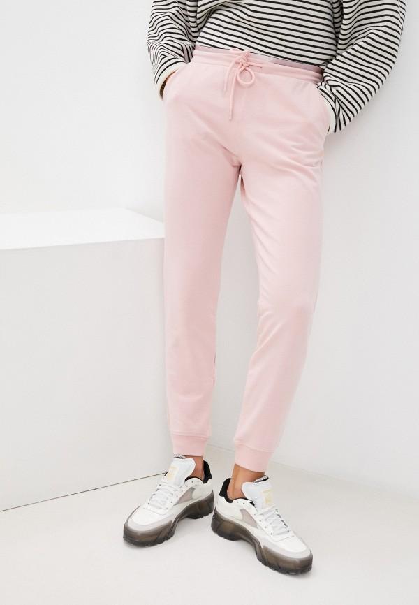 женские спортивные брюки 4f, розовые