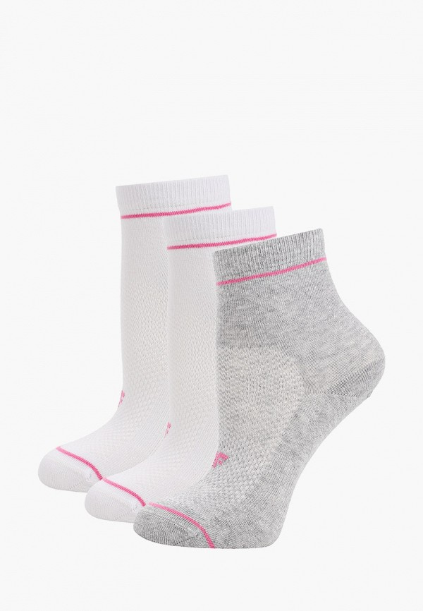 носки 4f для девочки, разноцветные