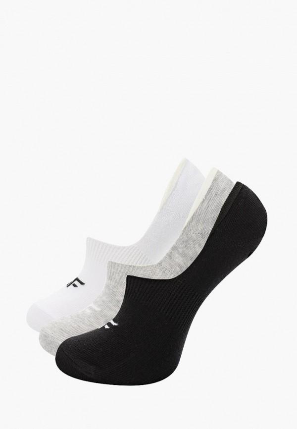 женские носки 4f, разноцветные