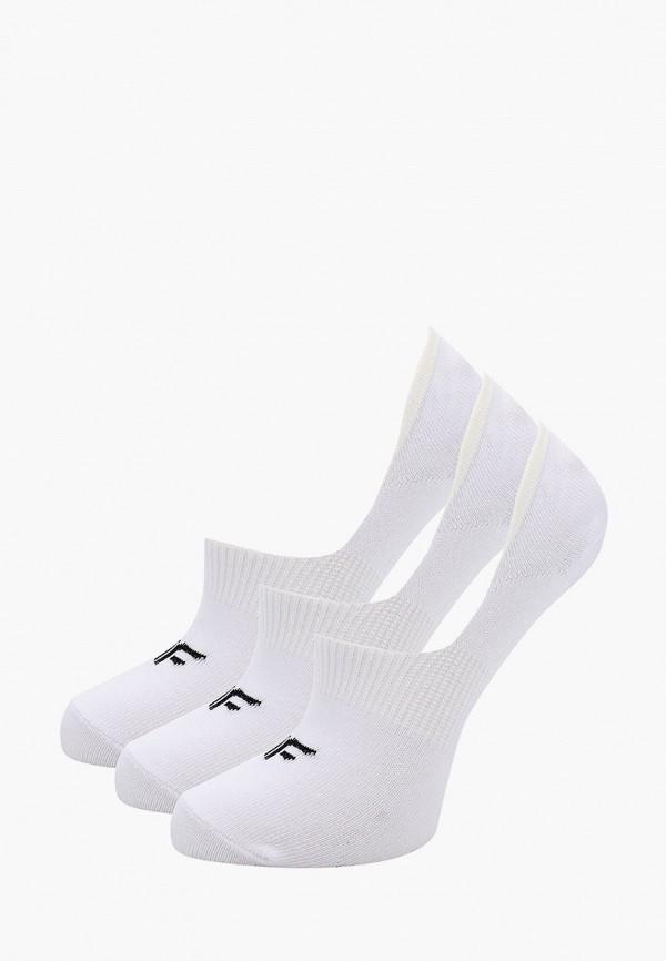 женские носки 4f, белые