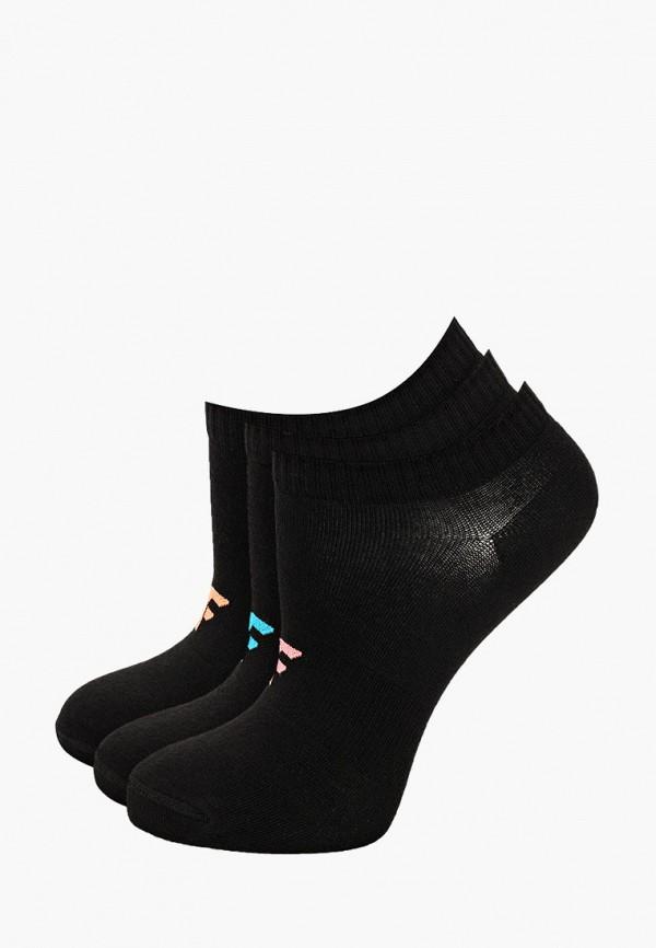 женские носки 4f, черные