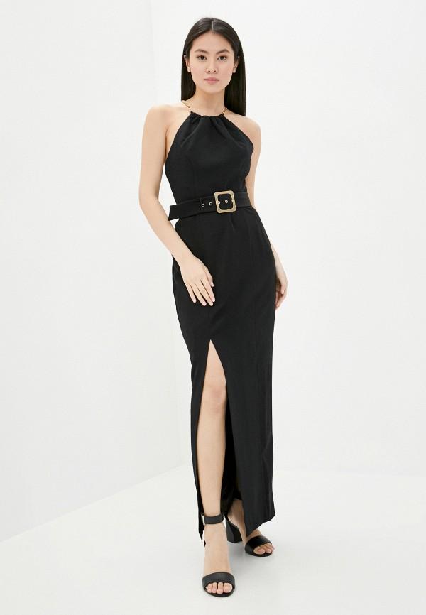 женское вечерние платье forever new, черное