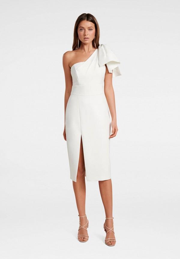 женское вечерние платье forever new, белое