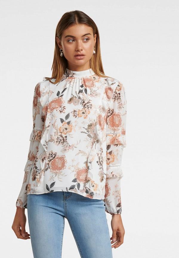 женская блузка forever new, белая