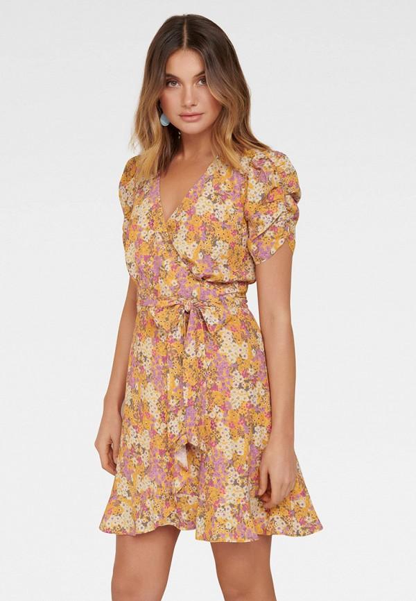женское платье forever new, разноцветное