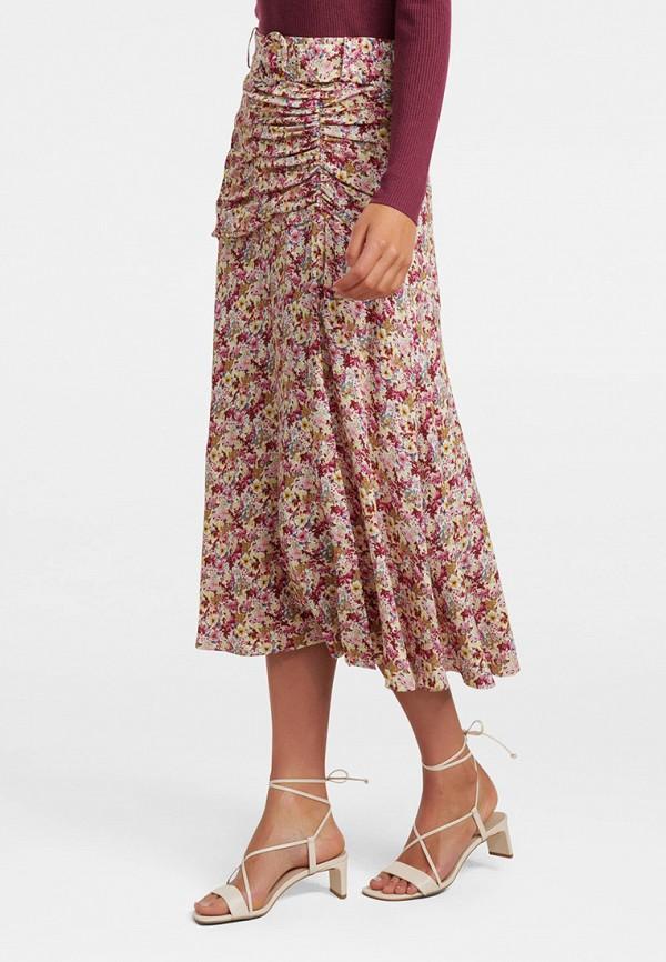 женская юбка forever new, разноцветная