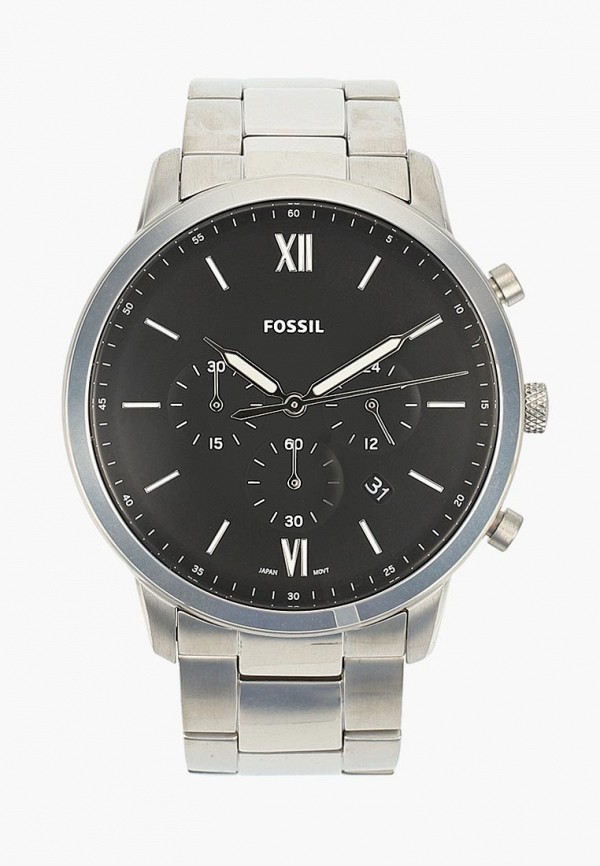 Часы Fossil Fossil FO619DMCHKR0 часы kenneth cole kenneth cole ke008dmwtw72