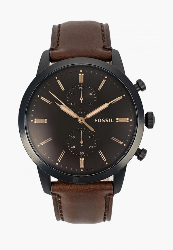 Часы Fossil Fossil FO619DMCHKR5 часы kenneth cole kenneth cole ke008dmwtw72