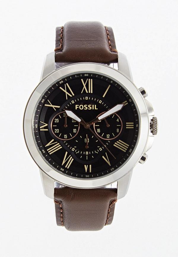 купить Часы Fossil Fossil FO619DMGEAQ3 по цене 9220 рублей