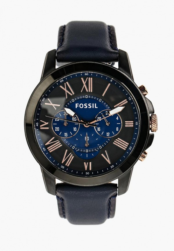 Часы Fossil Fossil FO619DMHUW24 fossil ch2976
