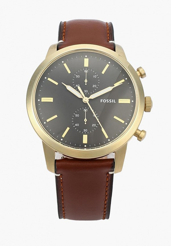 Часы Fossil Fossil FO619DMVKA34 fossil ch2976