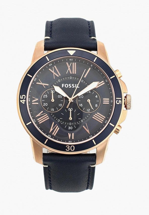 Часы Fossil Fossil FO619DMZVR14 fossil ch2976
