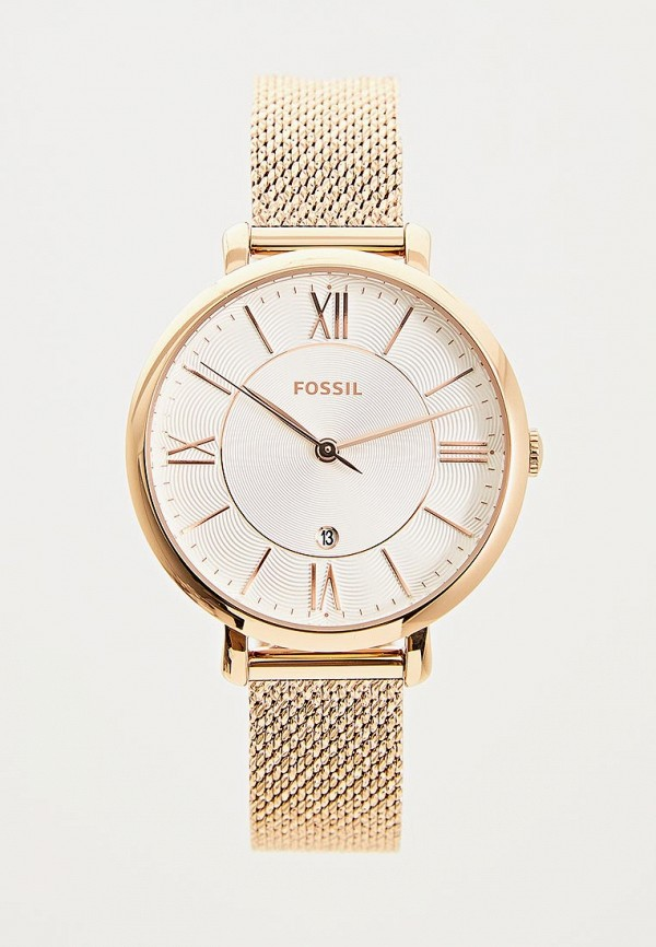 все цены на Часы Fossil Fossil FO619DWDDIQ6 онлайн