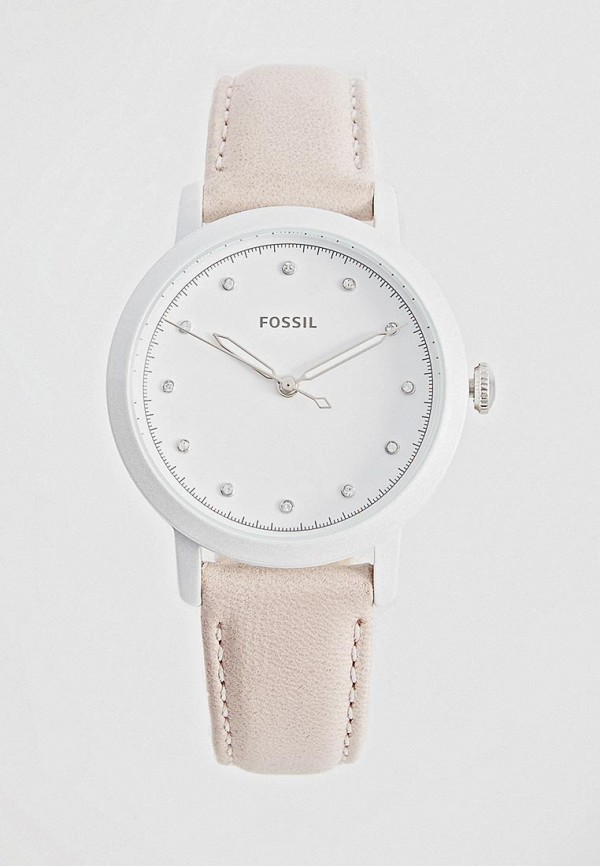женские часы fossil, разноцветные
