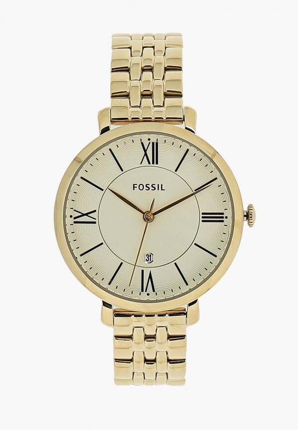 Часы Fossil Fossil FO619DWHCR80 fossil me1162