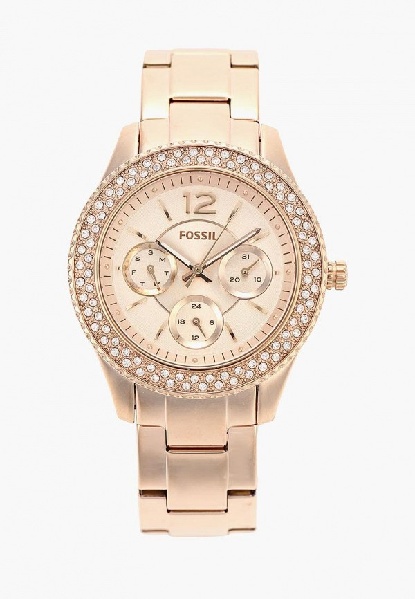 Часы Fossil Fossil FO619DWIVI09 fossil ch2976