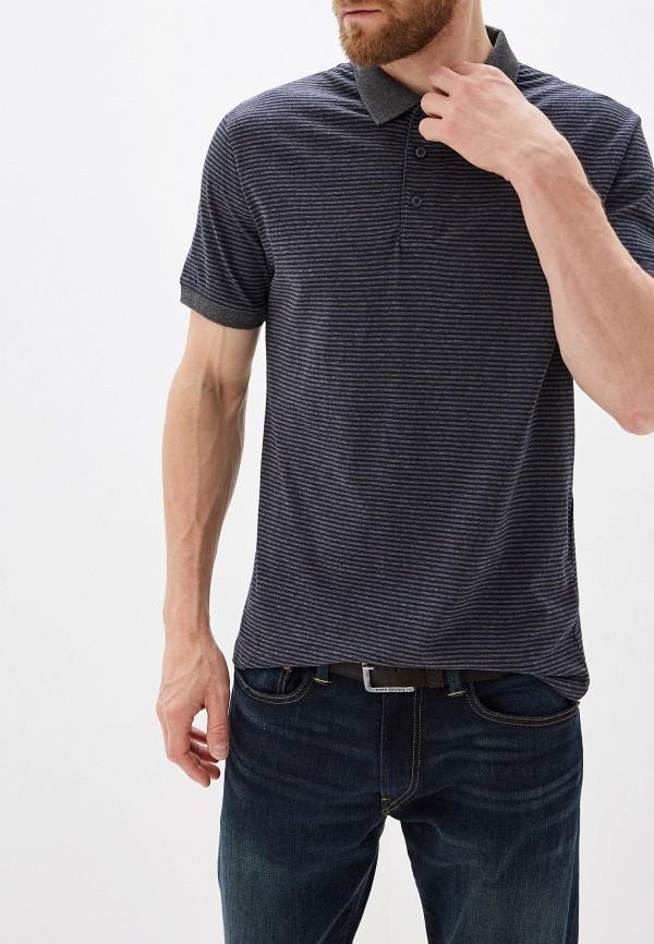 мужское поло с коротким рукавом french connection, разноцветное