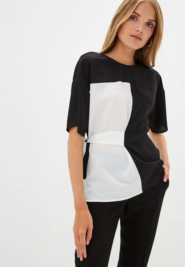 женская блузка french connection, разноцветная