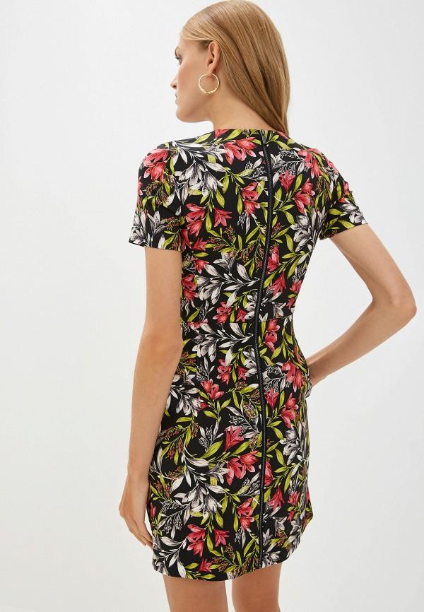 Фото 3 - женское платье French Connection черного цвета