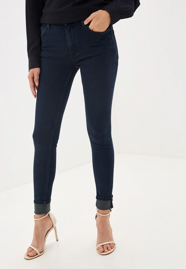женские джинсы french connection, синие