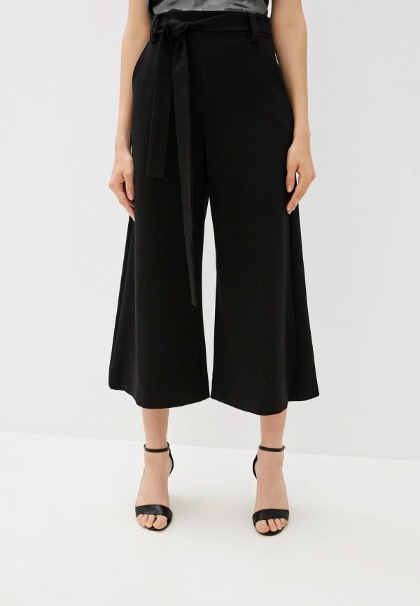 женские брюки french connection, черные