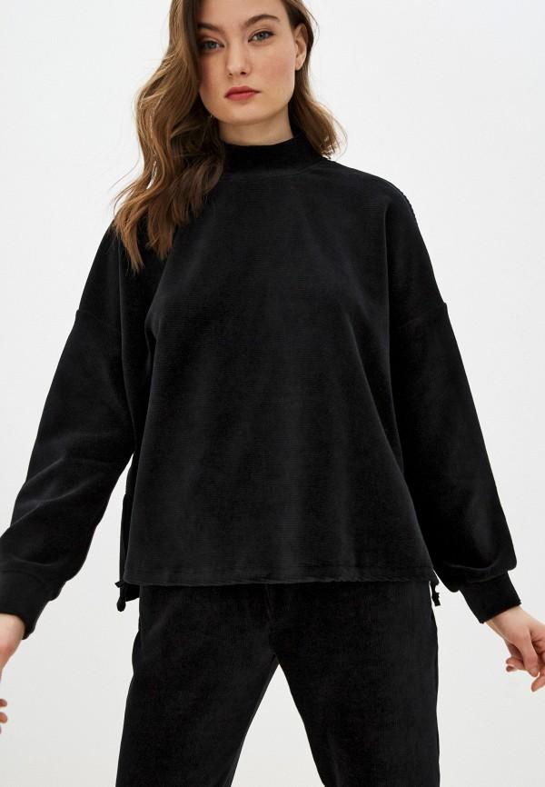 женская водолазка french connection, черная