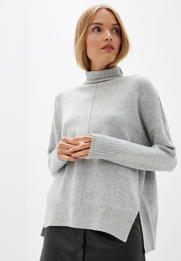 женский свитер french connection, серый