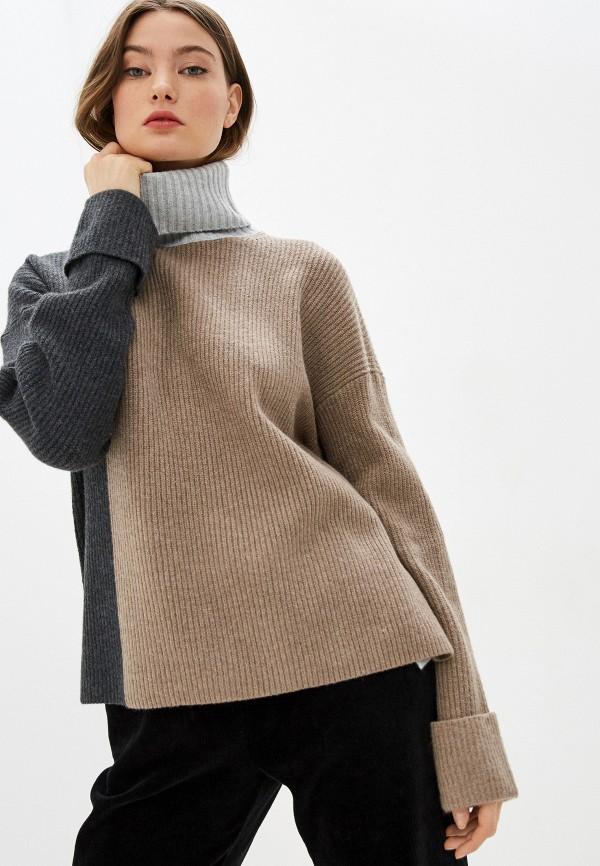 женский свитер french connection, разноцветный
