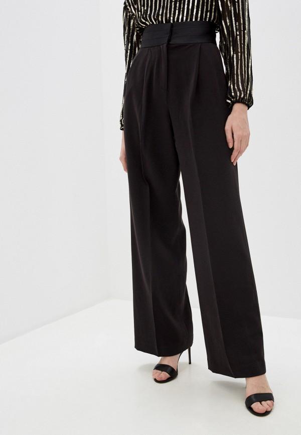 женские классические брюки french connection, черные