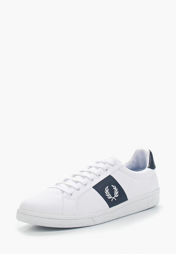 Кеды Fred Perry Fred Perry FR006AMAART0 футболка fred perry fred perry fr006ewzzw98