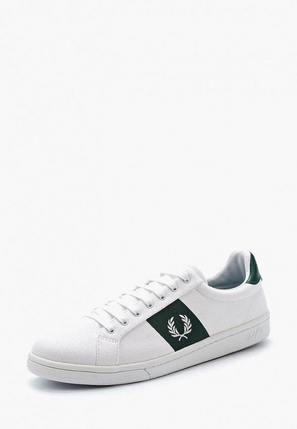 Кеды Fred Perry Fred Perry FR006AMAART2 кеды fred perry fred perry fr006amuid48