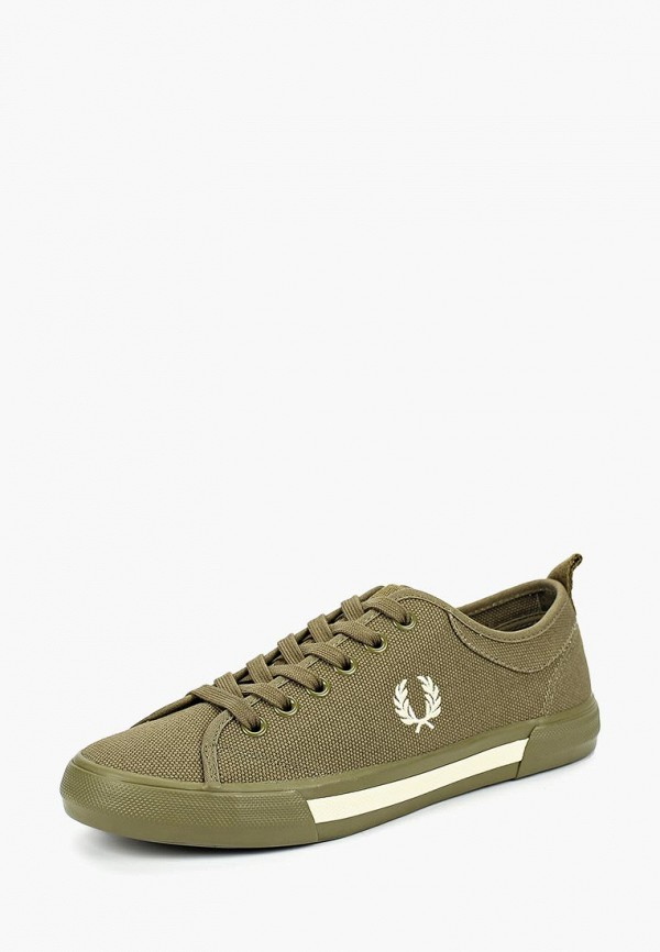 Кеды Fred Perry Fred Perry FR006AMBUTG4 кеды fred perry fred perry fr006amuid48