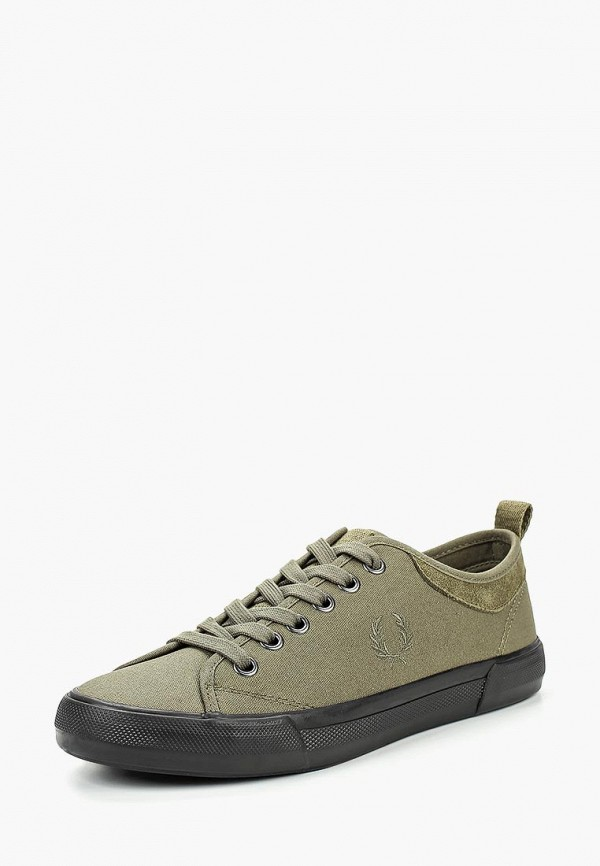 Кеды Fred Perry Fred Perry FR006AMBUTH8 кеды fred perry fred perry fr006amaaru5