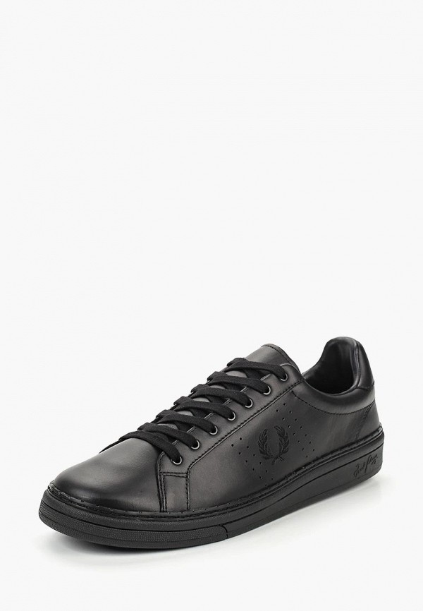 Фото - Кеды Fred Perry Fred Perry FR006AMBUTJ1 кеды fred perry fred perry fr006amaarw7