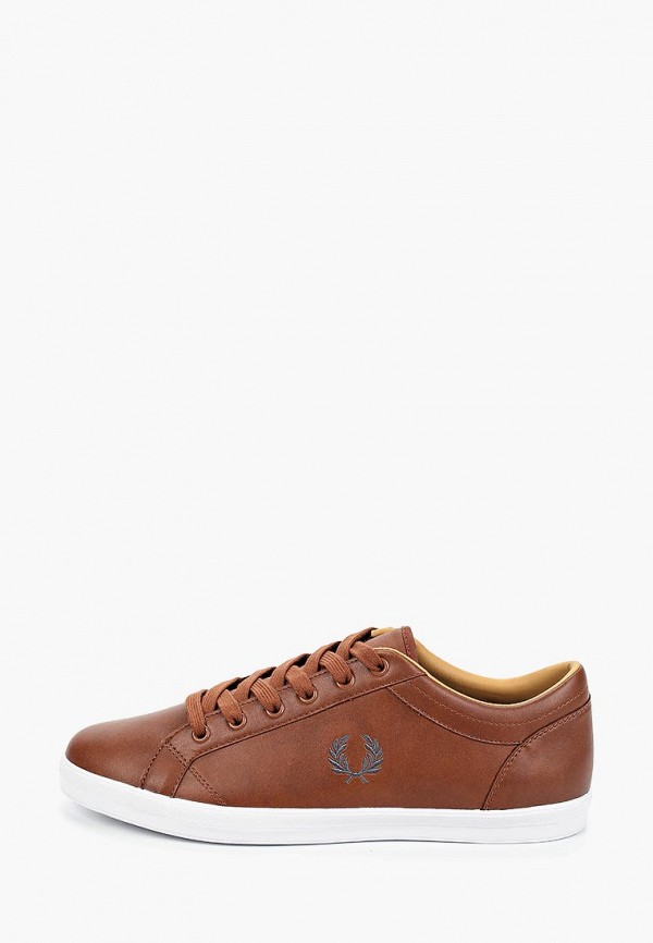 Фото - Кеды Fred Perry Fred Perry FR006AMDRNW8 кеды fred perry fred perry fr006amaarw7
