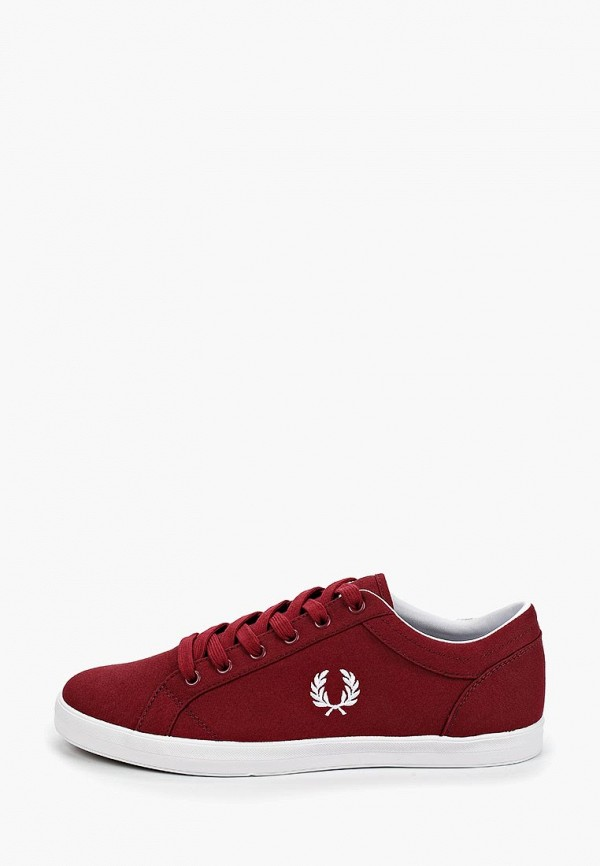 Фото - Кеды Fred Perry Fred Perry FR006AMDRNW9 кеды fred perry fred perry fr006amaarw7