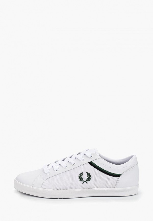 Фото - Кеды Fred Perry Fred Perry FR006AMDRNX1 кеды fred perry fred perry fr006amaarw7
