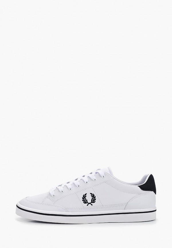 Фото - Кеды Fred Perry Fred Perry FR006AMDRNX5 кеды fred perry fred perry fr006amaarw7