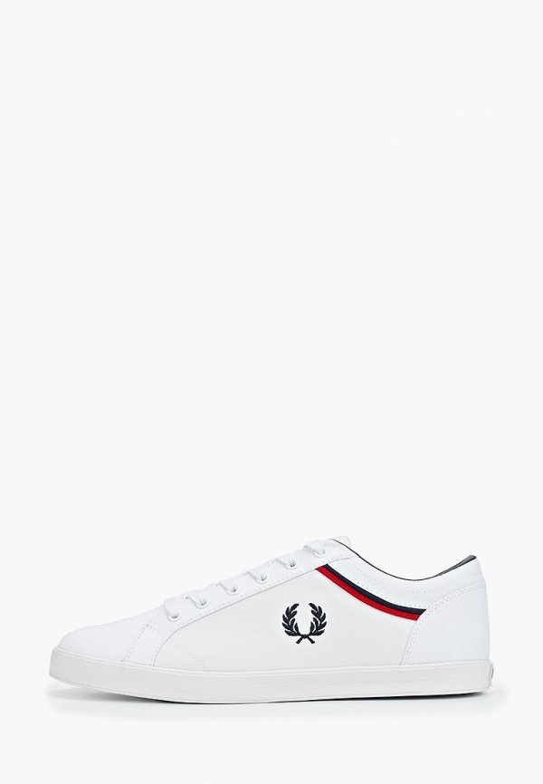 Фото - Кеды Fred Perry Fred Perry FR006AMGMEU4 кеды fred perry fred perry fr006amuid47