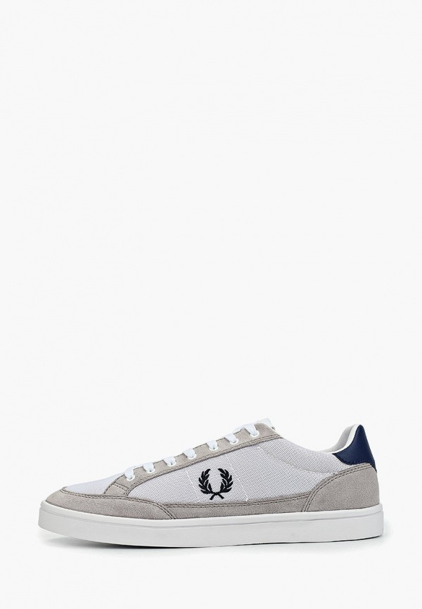 Кеды Fred Perry Fred Perry FR006AMGMEU8 кеды fred perry fred perry fr006amaarv5