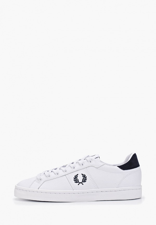 Фото - Кеды Fred Perry Fred Perry FR006AUGMEX4 кеды fred perry fred perry fr006amuid47