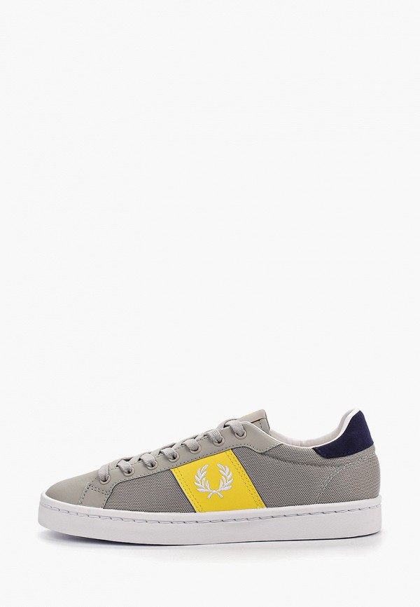 Кеды Fred Perry Fred Perry FR006AUGMEX7 кеды fred perry fred perry fr006amaarv5