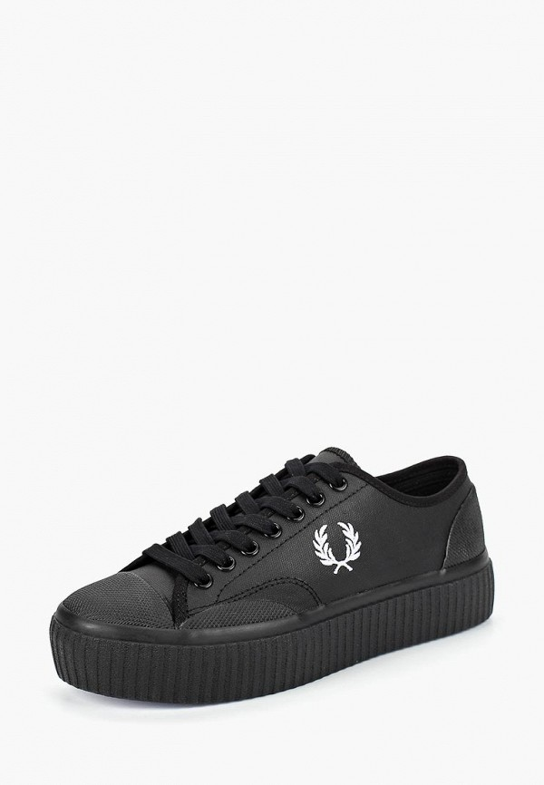 Кеды Fred Perry Fred Perry FR006AWCBCK3 кеды fred perry fred perry fr006amaarw6