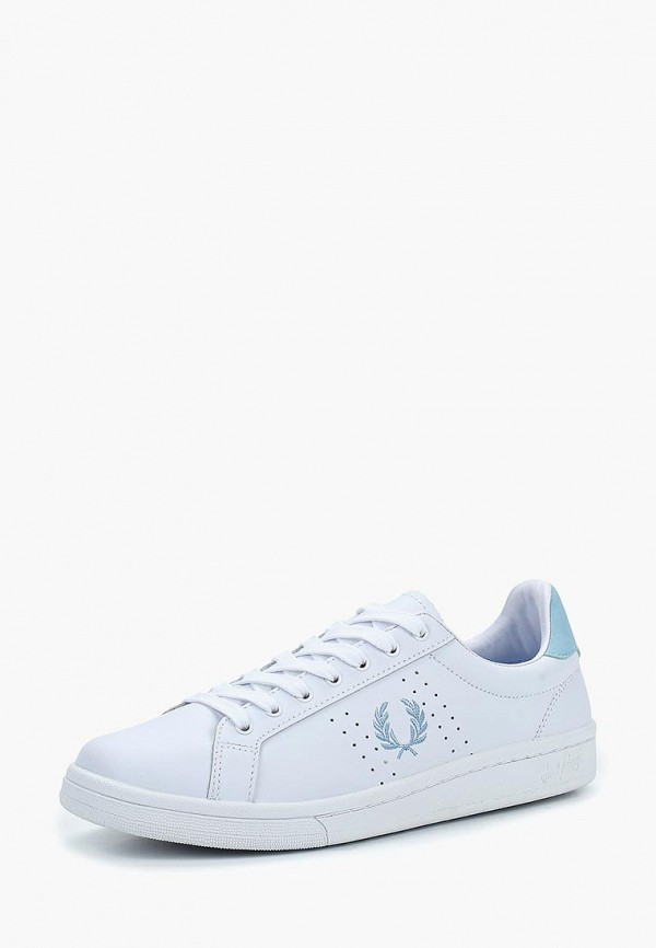 Кеды Fred Perry Fred Perry FR006AWCBCK4 кеды fred perry fred perry fr006amaaru5