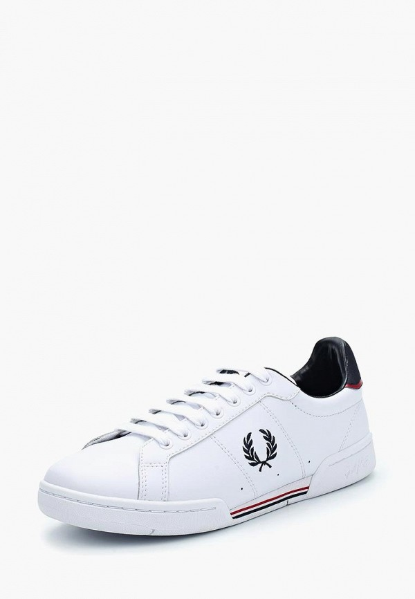 Кеды Fred Perry Fred Perry FR006AWUIA92 кеды fred perry fred perry fr006amuid33