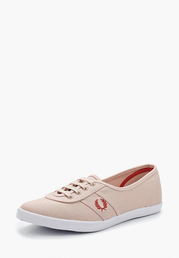 Кеды Fred Perry Fred Perry FR006AWZZX08 рубашка мужская fred perry 65 incoool 15