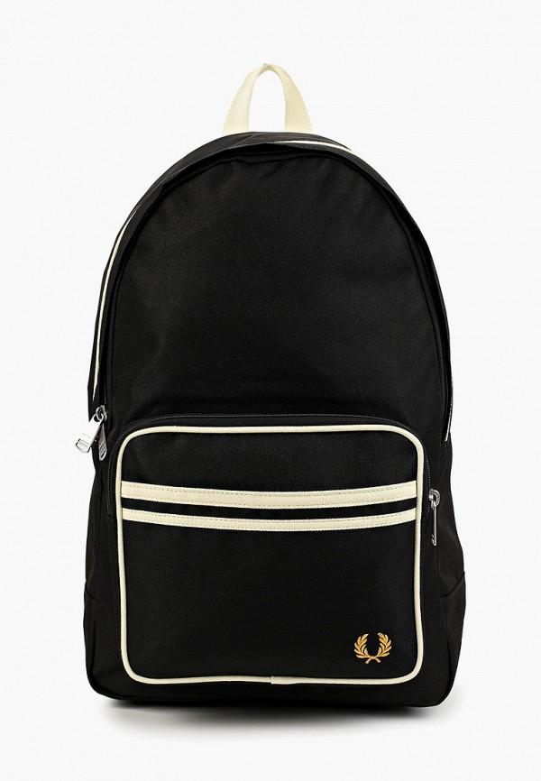 мужской рюкзак fred perry, черный