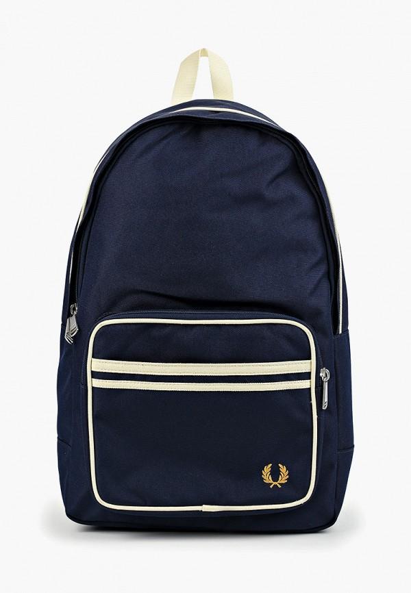 мужской рюкзак fred perry, синий
