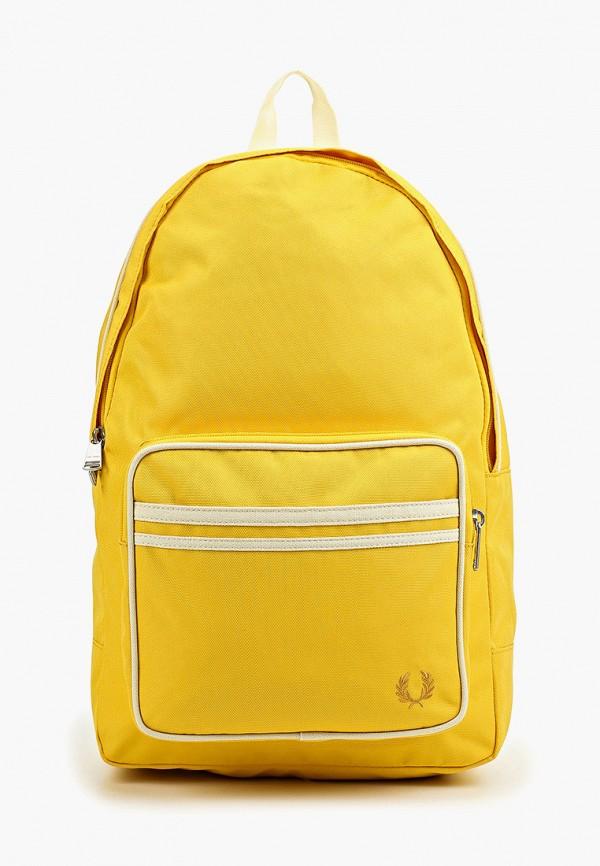 мужской рюкзак fred perry, желтый