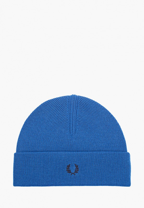 мужская шапка fred perry, синяя